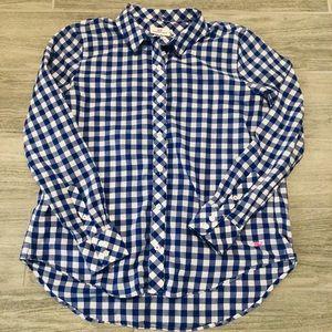 Vineyard Vines Gingham Shirt